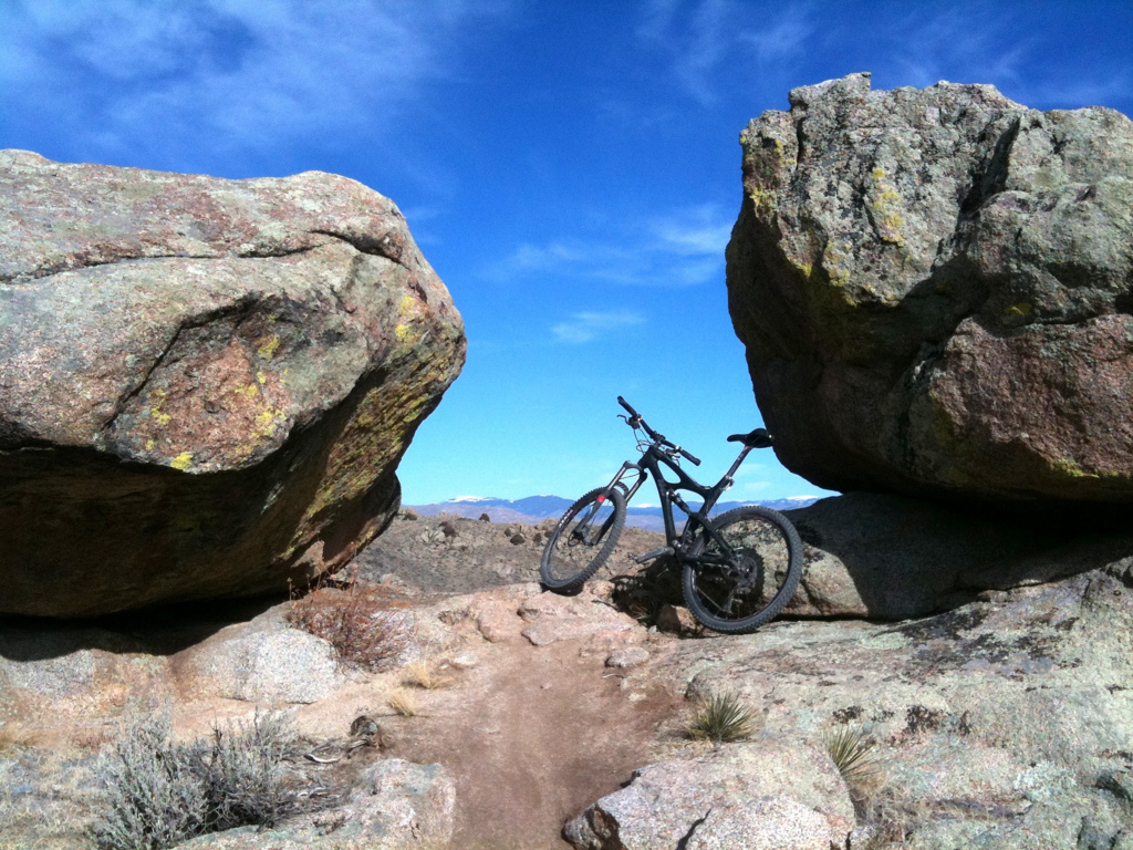 Hartman Rocks is another great biking spot just south of Gunnison